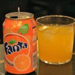 Лимонад и Фанта